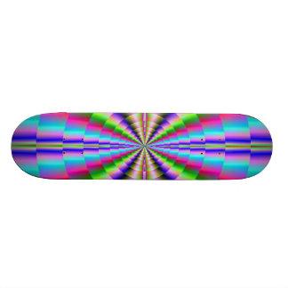 Fun and Funky Skateboard