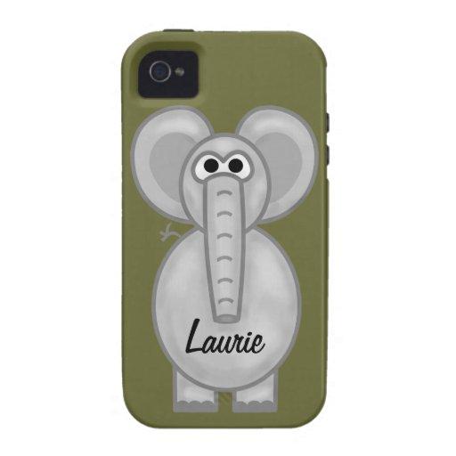 Fun Animal Phone Case iPhone 4/4S Cover