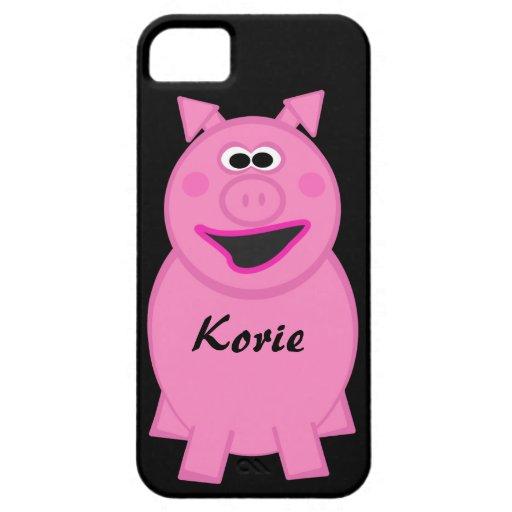 Fun Animal Phone Case iPhone 5 Cases
