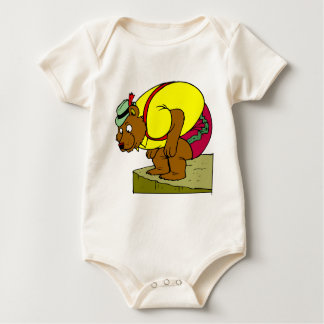 Fun at Oktober Fest Baby Bodysuit