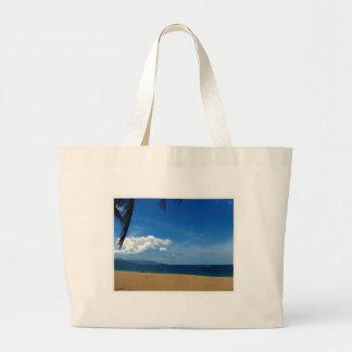 Fun at the Beach-border Bags