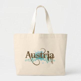 Fun Austria Jumbo Tote Bag