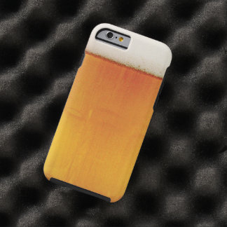 fun beer tough iPhone 6 case