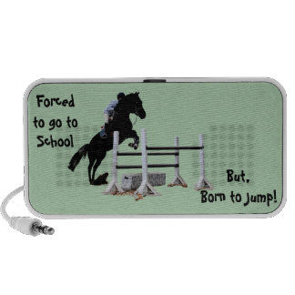 Fun Born to Jump Equestrian Speaker System