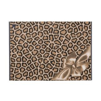 Fun Brown Leopard Print iPad Mini Covers