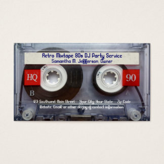 Fun Cassette Tape