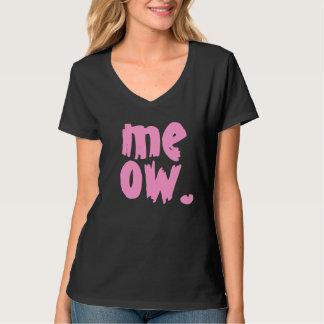 Fun Cat Meow T-Shirt