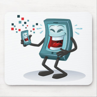 Fun Cell png Mouse Pad