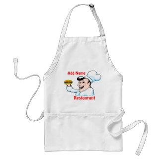 Fun Chef Apron (Customizable)