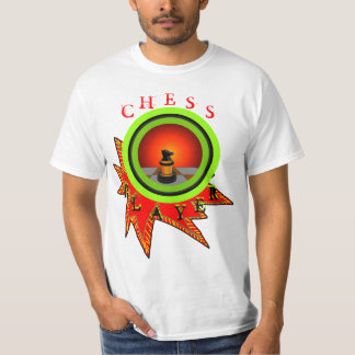 Fun Chess STEM Tshirt Geeky Gifts Colorful