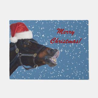 Fun Christmas Doormat