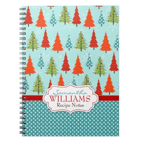 Fun Christmas Notepad Notebooks