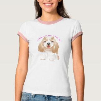 Fun Cocker Spaniel T Shirt
