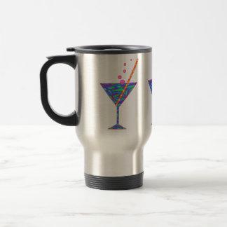 Fun Cocktail Hour Happy Hour Travel Coffee Mug
