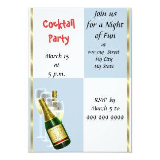 Fun Cocktail Party Invitation