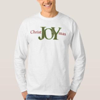 Fun Colorful Christmas Joy T-Shirt