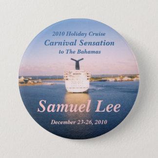 Fun Cruise Name Badge