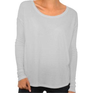 Fun Denim Effect Owl Long Sleeve T-Shirt
