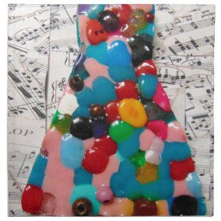 fun dress for a musical.jpg napkin