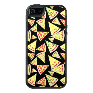 Fun Dynamic Random Pattern Pizza Lovers OtterBox iPhone 5/5s/SE Case