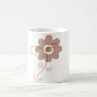 Fun Earthy Flower Mugs