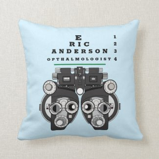 Fun Eye Care Professional Phoropter Cushion