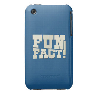 Fun Fact! iPhone 3 Covers
