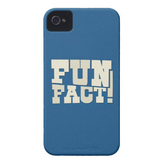 Fun Fact! iPhone Case iPhone 4 Covers