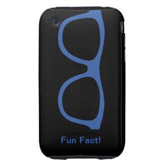 Fun Fact iPhone Case iPhone 3 Tough Case