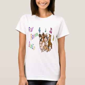 Fun Farm Radio T-Shirt