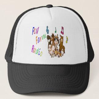 Fun Farm Radio Trucker Hat