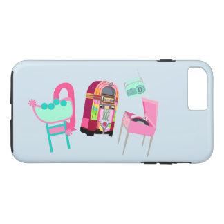 Fun Fifties Music Time iPhone 8 Plus/7 Plus Case