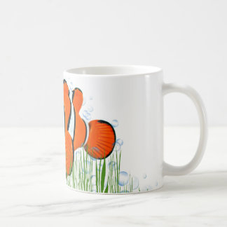 Fun Fish Basic White Mug