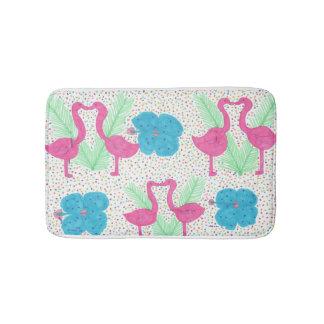 Fun Flamingo Bath Mat