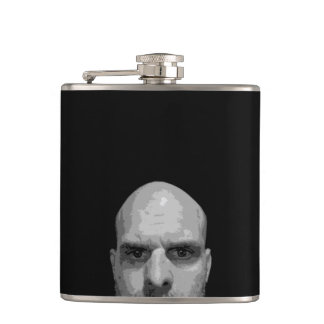 Fun flask by Haring