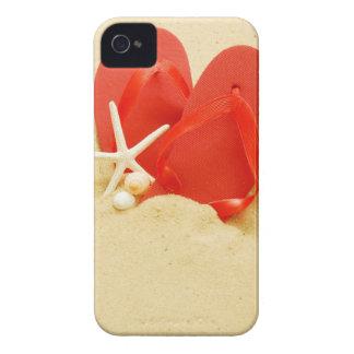 Fun Flip-Flops Case-Mate iPhone 4 Cases