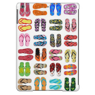 Fun flip flops for your iPad Air and more. Case For iPad Air
