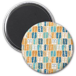 Fun Flip Flops Magnet