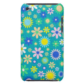 Fun Flowers Case-Mate iPod Touch Case