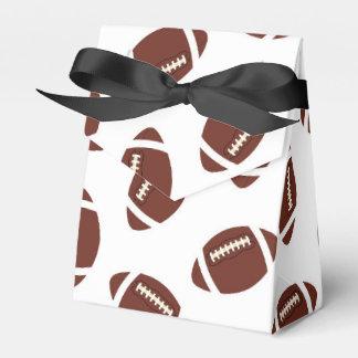 Fun Football sports pattern party box Wedding Favour Boxes