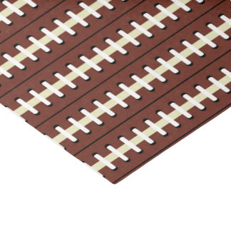 Fun football sports stitches pattern tissue tissue paper