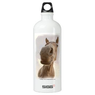 Fun Friendly Horse Aluminum SIGG Traveller 1.0L Water Bottle