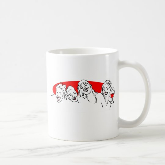Fun Friends Coffee Mug