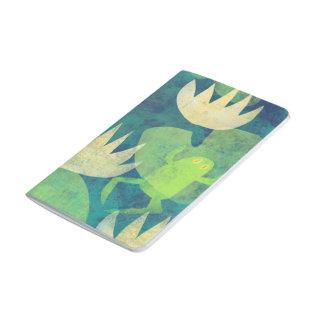 Fun Frog Pocket Journal