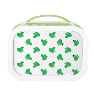 Fun Frogs Lunch Box