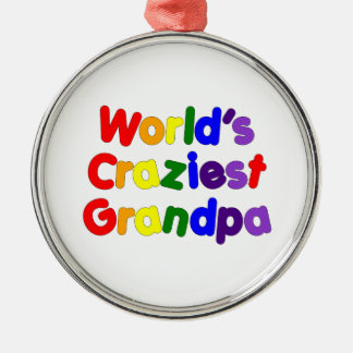 Fun Funny Grandfathers : World's Craziest Grandpa Christmas Tree Ornaments