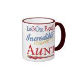 Fun Gifts For Aunts Coffee Mug
