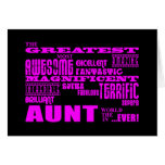 Fun Gifts for Aunts : Greatest Aunt