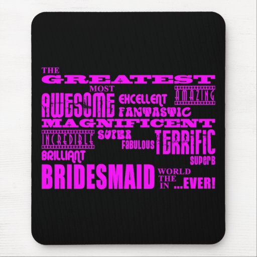 Fun Gifts for Bridesmaids : Greatest Bridesmaid