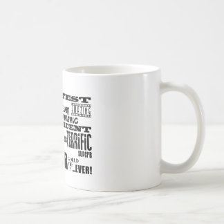 Fun Gifts for Dads : Greatest Father Mugs